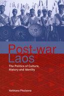 Post-war Laos