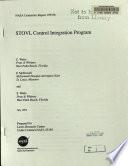 STOVL Control Integration Program