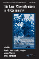 Thin Layer Chromatography in Phytochemistry