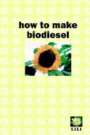 How to Make Biodiesel