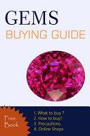 Pdf Buying Guide for Gemstones