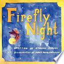 Firefly Night Book
