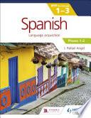 Spanish for the IB MYP 1-3