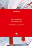 The Universe of Escherichia coli Book
