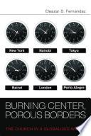 Burning Center  Porous Borders