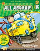 All Aboard! Activity Book, Grade K