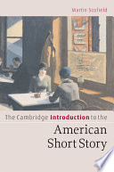 The Cambridge Introduction to the American Short Story