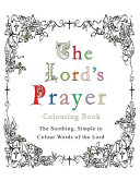The Lord's Prayer Colouring Book