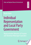 Individual Representation and Local Party Government