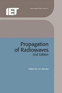 Propagation of Radiowaves