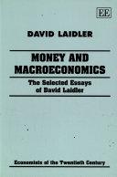 Money and Macroeconomics