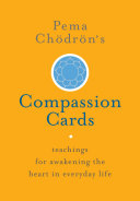 Pema Ch  dr  n s Compassion Cards