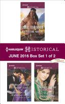 Harlequin Historical June 2016   Box Set 1 of 2