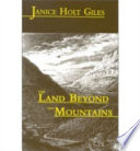 The Land Beyond the Mountains Book