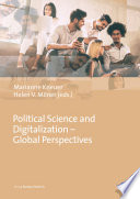 Political Science And Digitalization Global Perspectives
