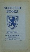 Scottish Books ...