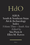 ABIA: South and Southeast Asian Art and Archaeology Index