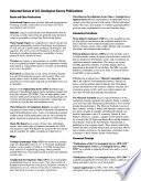 U S  Geological Survey Bulletin