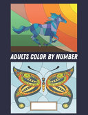 Adults Color by Number