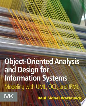 Free Download Object-Oriented Analysis and Design for Information Systems PDF - Writers Club