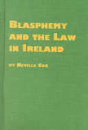 Blasphemy and the Law in Ireland