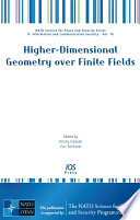 Higher Dimensional Geometry Over Finite Fields