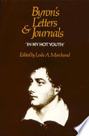 Byron s Letters and Journals