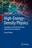 High-Energy-Density Physics Pdf/ePub eBook
