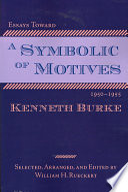 Essays Toward A Symbolic Of Motives 1950 1955