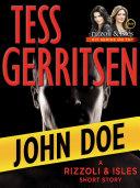 John Doe: A Rizzoli & Isles Short Story