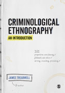 Criminological Ethnography  An Introduction