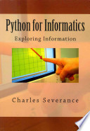 Python for Informatics  : Exploring Information