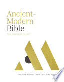 NKJV, Ancient-Modern Bible, Ebook