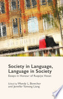 Society in Language  Language in Society