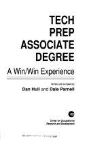 Tech Prep   Associate Degree Book