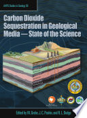 Carbon Dioxide Sequestration in Geological Media