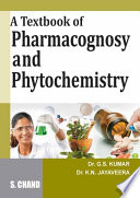 A Textbook Of Pharmacognosy And Phytochemistry