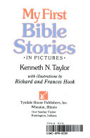 My First Bible Stories in Pictures