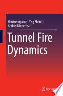 Tunnel Fire Dynamics