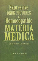 Expressive Drug Pictures of Homoeopathic Materia Medica