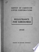 Survey of American Listed Corporations