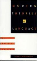Modern Theories of Language