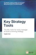Key Strategy Tools