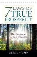 7 Laws of True Prosperity