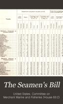 The Seamen s Bill