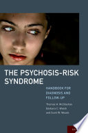 The Psychosis Risk Syndrome