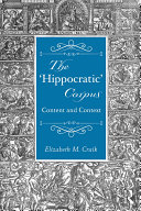 The  Hippocratic  Corpus