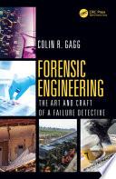 Forensic Engineering  Book PDF