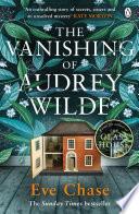 The Vanishing of Audrey Wilde Book