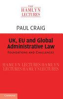 UK  EU and Global Administrative Law